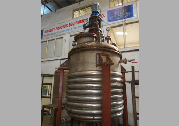 Reactor With Mechanical Seal